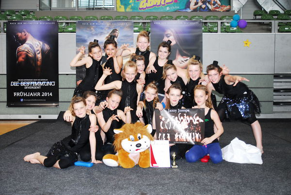 Jazzy Jumps 2014